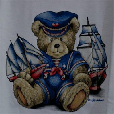 """T-Shirt  """"Seebär"""""""