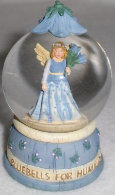 Bluebell Angel Mini Waterball