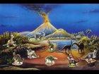 Magnetbild Dinosaurier
