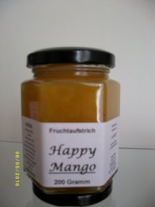 """Happy Mango"""